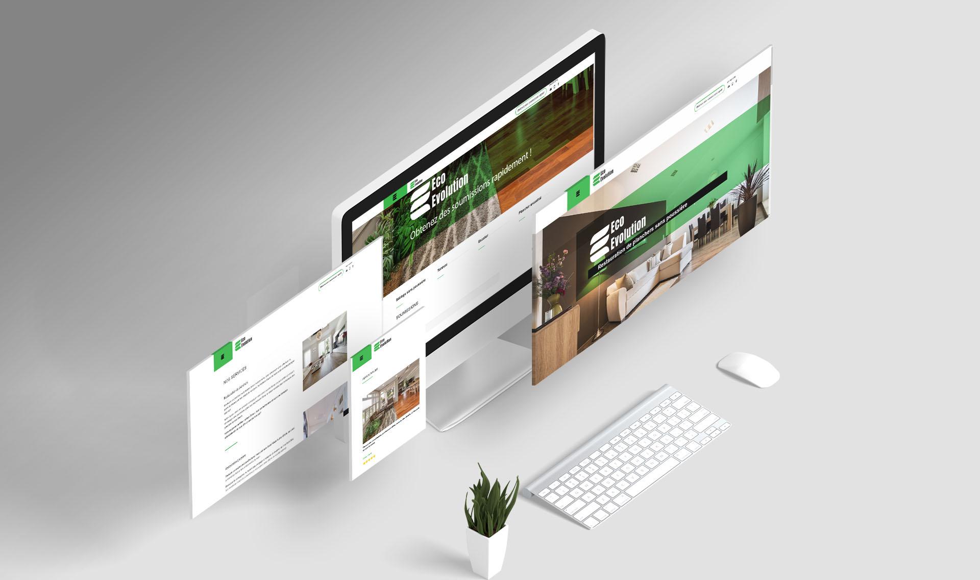 Redesing website